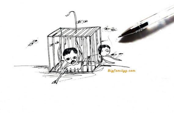 當孩子變成「逃犯」……