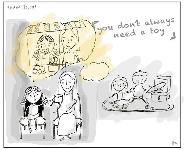 幼兒無玩具玩‧OK噃!