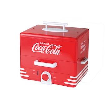 可口可樂「熱狗蒸鍋」‧ 親子出力
