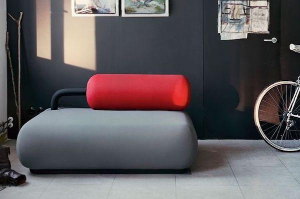 「鍛鍊型」sofa.親子放電