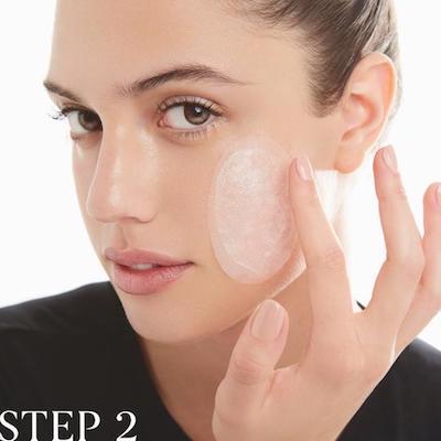 三合一「溶解」洗臉貼.旅行便攜