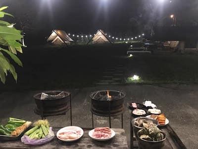 台灣親子「露營民宿」.輕裝+望大平洋