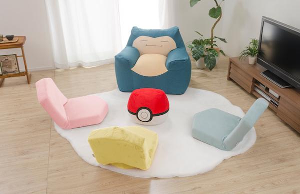 Pokemon超型sofa入屋.熱賣