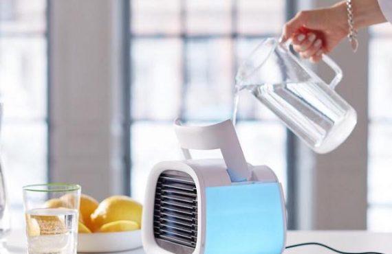 清涼一人前‧「冷氣+加濕+淨化」3合1