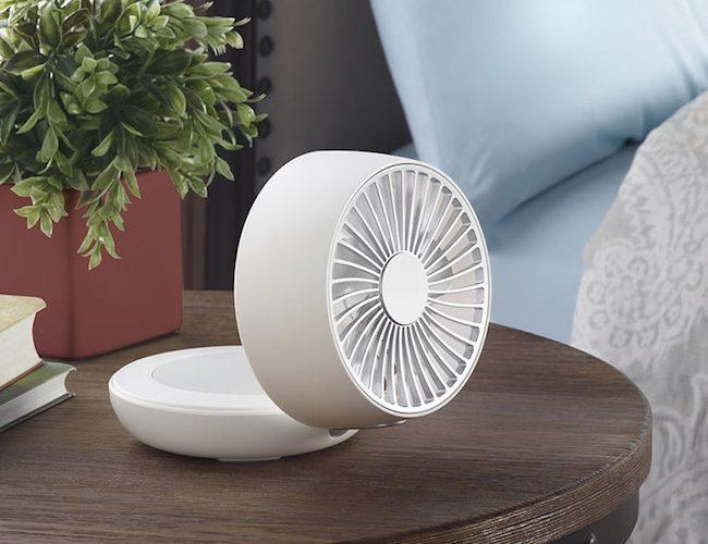 床頭「催眠風扇」‧睡眠療法