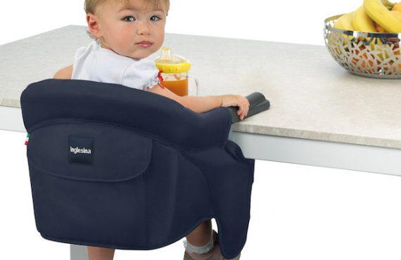 外置「BB餐椅」.輕+摺+便攜