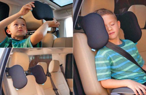 便攜「坐車坐飛機」移動睡枕