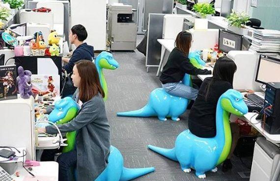 「攬住恐龍」做功課@輕鬆專注