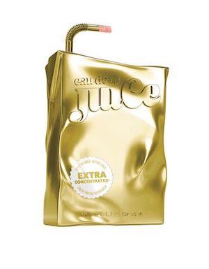 「高端香水」珍藏版‧果汁包裝