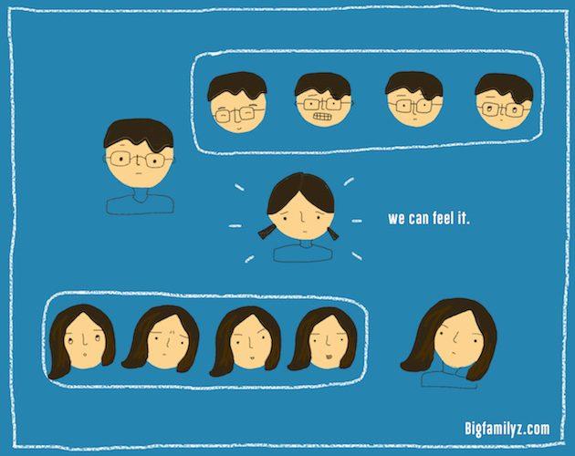 親子「臉部表情」‧注目提案