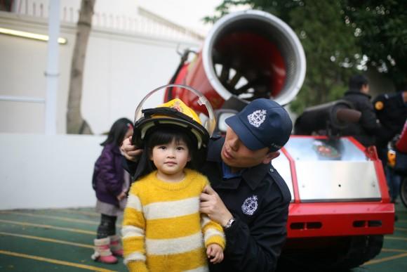 消防及救護學院開放日