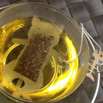 日本「海鮮/動物」茶包. 療癒時刻