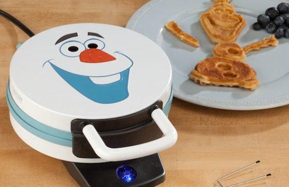 Olaf「砌圖窩夫」機.超正出爐