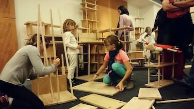 親子「建築系」.遊戲家具