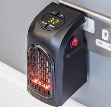 超迷你「便攜暖爐」‧隨時溫暖