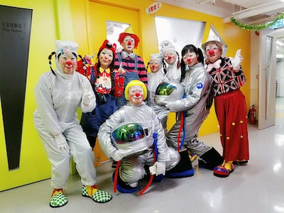 小丑「玩樂嘉年華」@親子免費呀