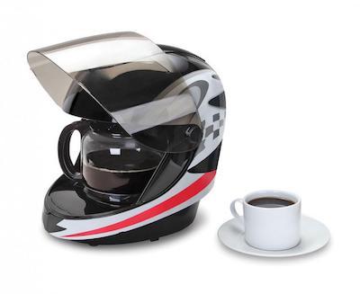 「賽車頭盔」咖啡機.型入屋