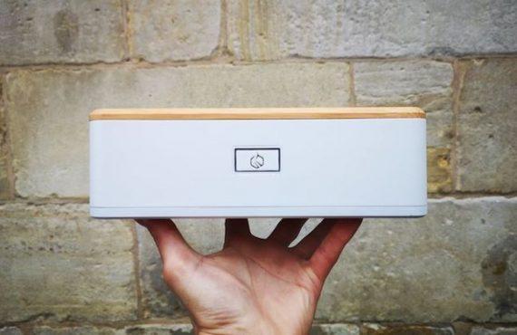 自動「蒸飯」lunchbox‧ 帶飯一流
