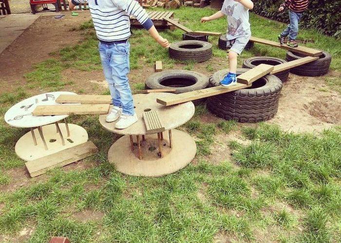 「森林」親子同樂‧2-6歲「免費」玩到癲