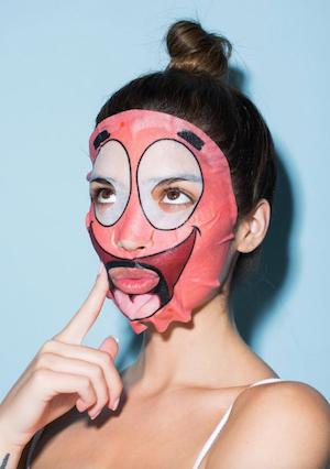 「自我催眠」快樂mask‧同步滋潤