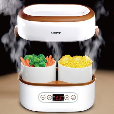 一個人做飯‧隨行「蒸煮飯盒」