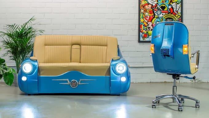 「改裝車」Sofa.超型入屋