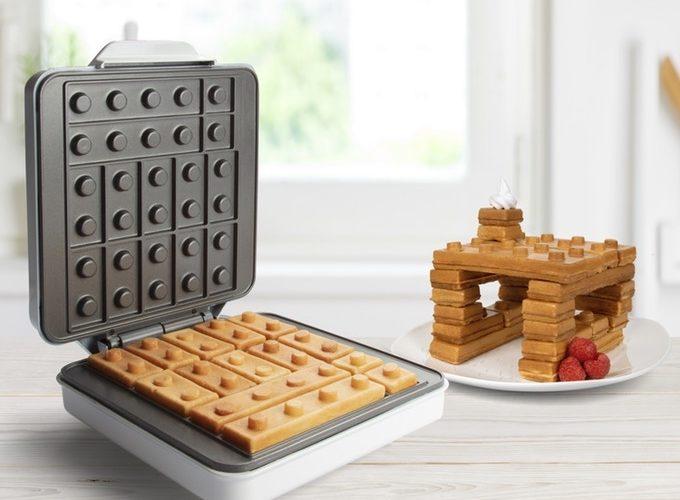 「砌積木」Waffle機.拉近距離