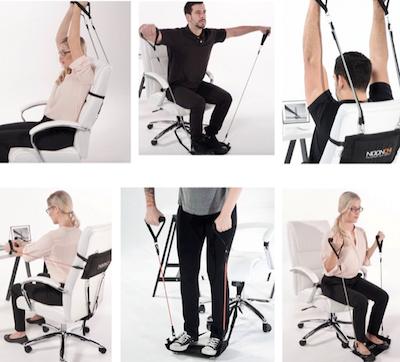 工作中>>>無限時「運動椅套」