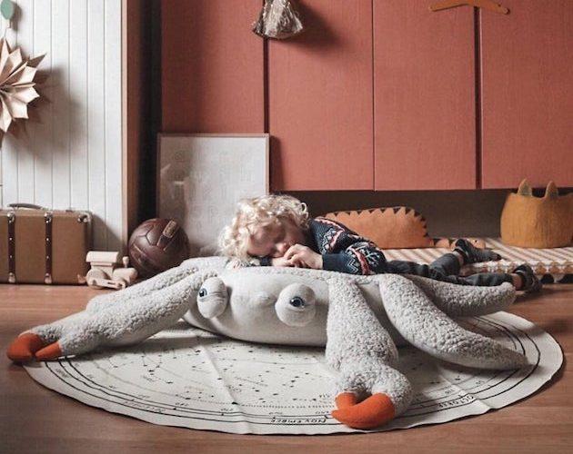瞓地「沙蟹枕」・「懶暑假」必備
