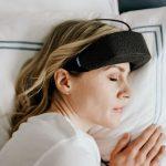 安睡「冷卻頭帶」・睡眠助手