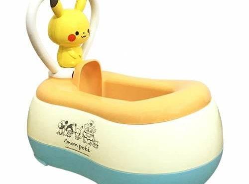 Pokémon訓練馬桶.11 月開賣啦!