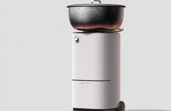 私人「無煙炭爐」・在家BBQ