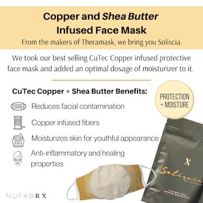 乳木果油「護膚口罩」