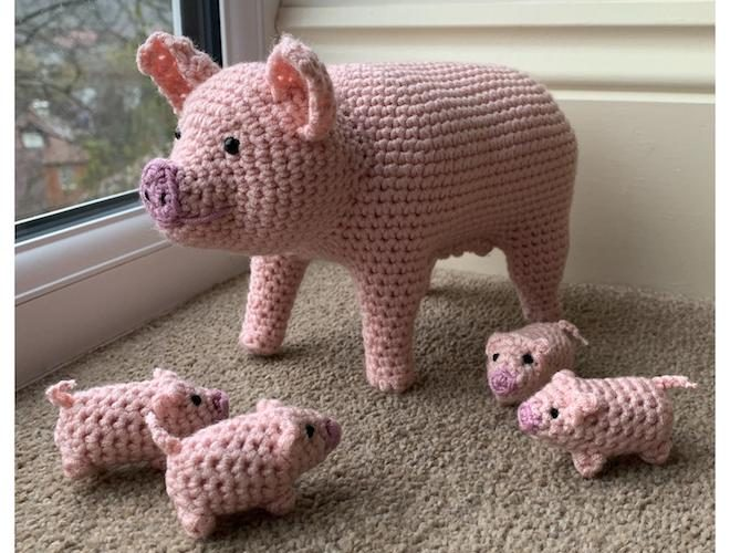 「自製豬仔」陪過年・家肥屋潤