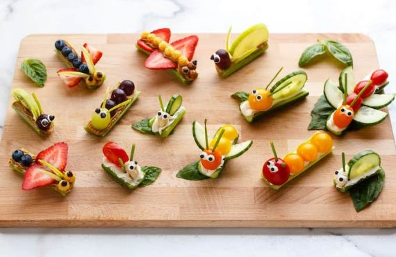 「素昆蟲」食譜・搞笑+健康