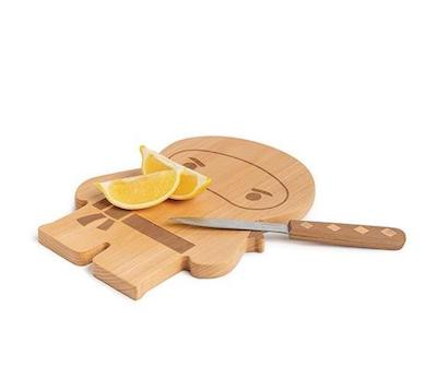 忍者砧板+刀具・型入廚房