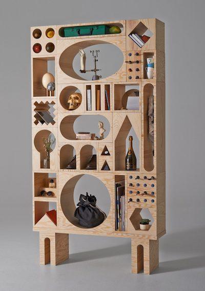 「砌積木」櫃.自由選