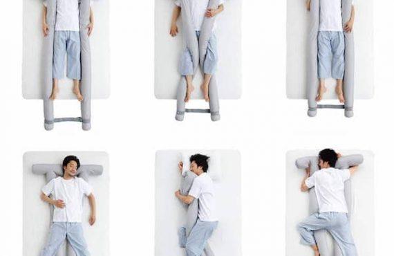 日本「空調攬枕」・好涼好攬