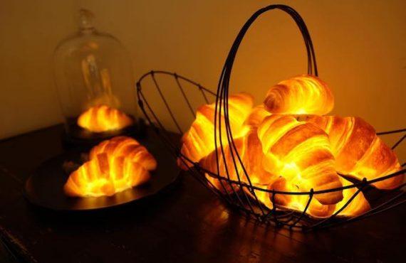 日本手作「麵包燈」・小心假貨