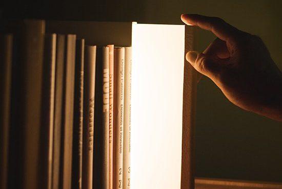 東京二人組設計・夜書燈