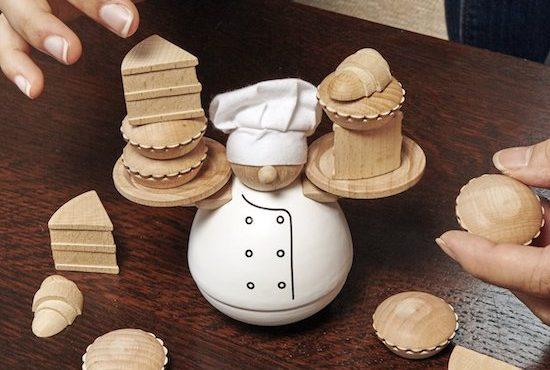 「平衡廚師」療癒game