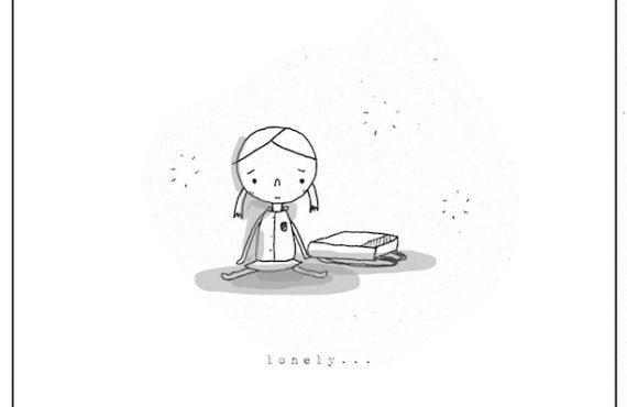 Nl N2⋯⋯的孤獨感覺